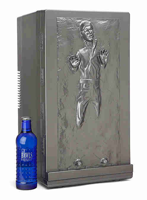 han solo carbonite fridge