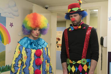 difficult people, billy eichner, julie klausner, hulu