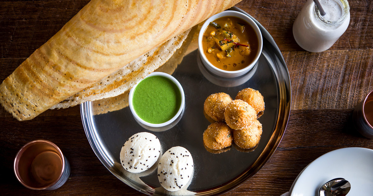 Indian Food Tiffin Seattle