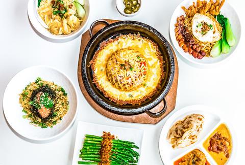 Best New Restaurants 2017 Food Terminal Malaysian Restaurant In Atl