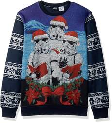three stormtroopers sweater