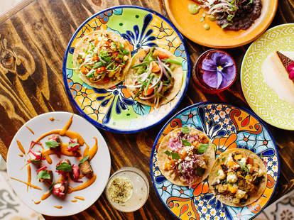 Mi Tocaya tacos