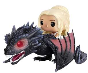 game of thrones daenerys dragon funko pop