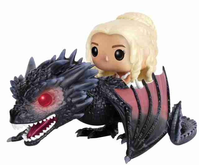 game of thrones daenerys dragon funko pop
