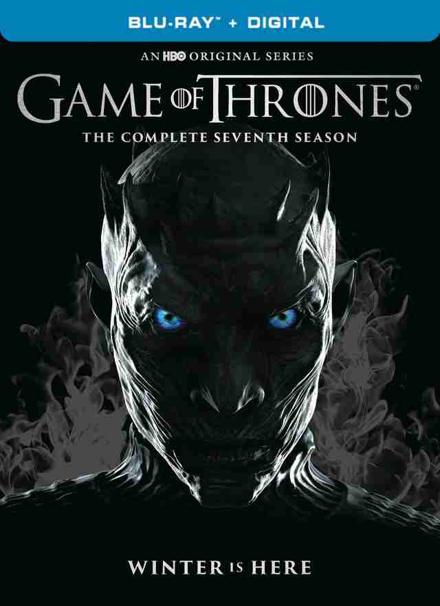 game of thrones season 7 blu ray cover