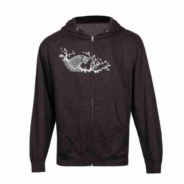 sansa star hoodie game of thrones