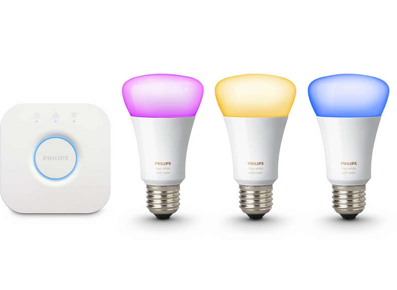 philips hue color lightbulb kit