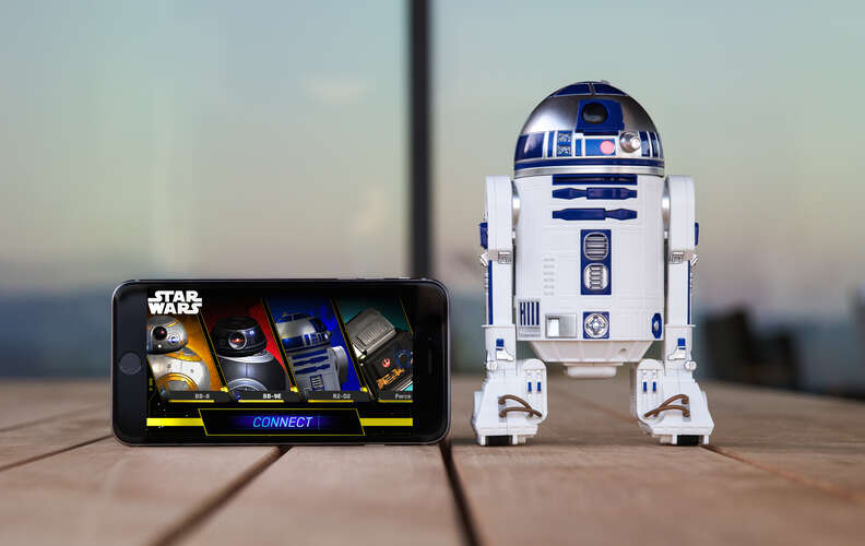 r2-d2 app-enabled toy