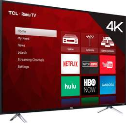 tcl 55-inch 4K TV