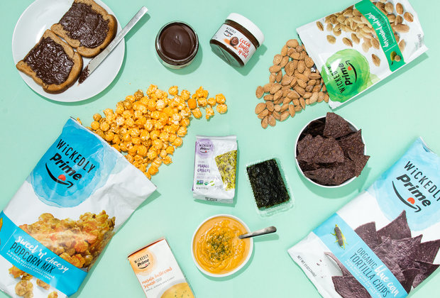 Amazon Has a Cheap New Snack Line, and Here's How It Tastes