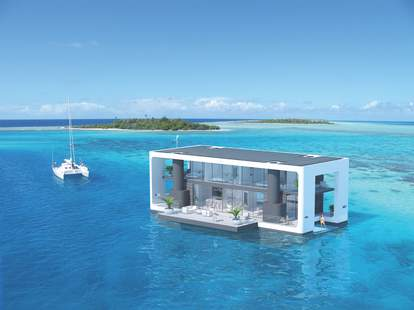 arkup floating houses