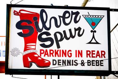 sliver spur