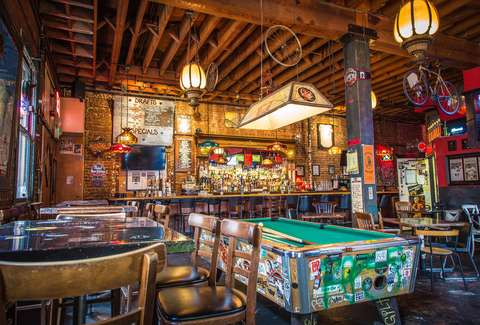 Best Dive Bars In San Francisco Thrillist