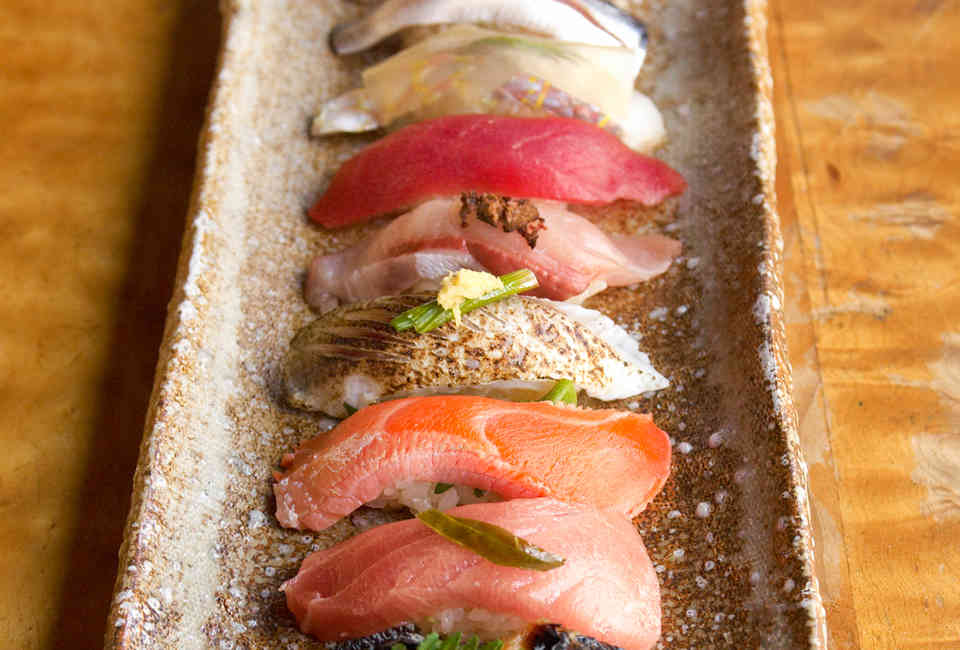 Best Sushi Restaurants in America to Eat at Right Now