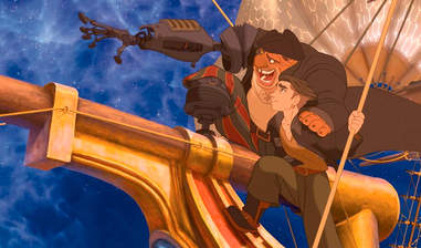 treasure planet still