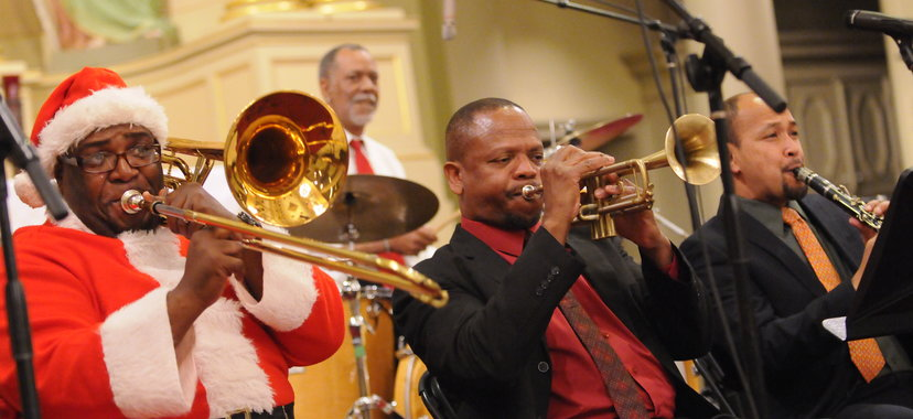 St. Louis Cathedral's Christmas concert series