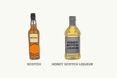 Rusty Nail Scotch Cocktail   Johnnie Walker