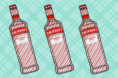 Smirnoff Peppermint Twist | Flavor of Winter