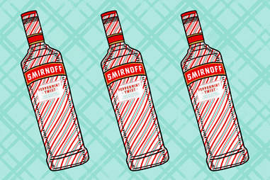 Peppermint the Flavor of WInter | Smirnoff Peppermint