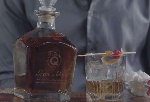 The Gran Añejo Old Fashioned Is Your Perfect Fall Cocktail