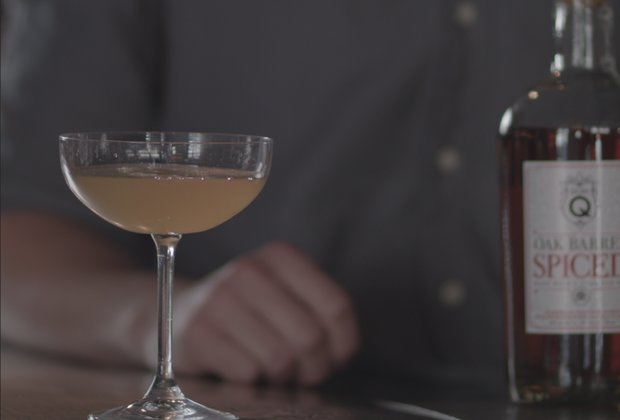 Rethink A Classic Drink With The Don Q Spiced Daiquiri