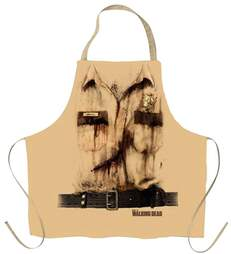 The Walking Dead Rick Shirt Apron