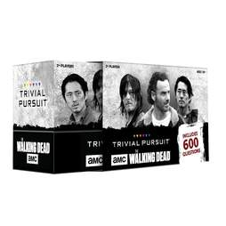 USAopoly Amc The Walking Dead Trivial Pursuit Game