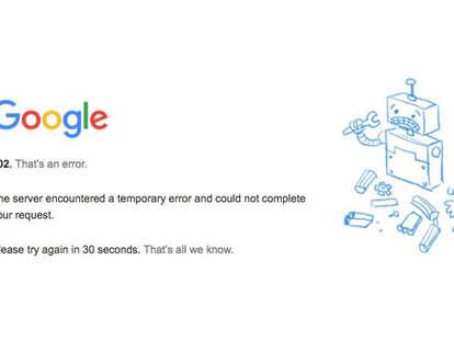 Google docs down