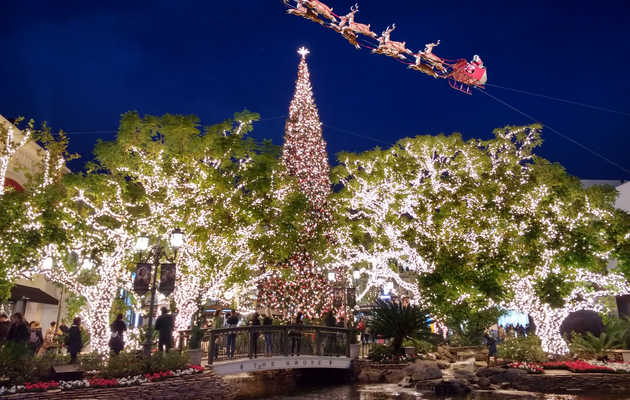 The Most Festive Things to Do in LA This Holiday Season
