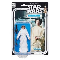 princess leia 40th anniversary action figure