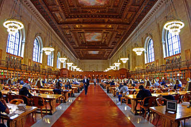 rose main reading room