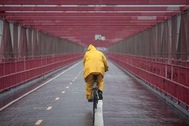 manhattan bridge biking
