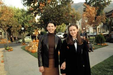 gilmore girls thanksgiving