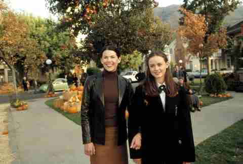 gilmore girls thanksgiving