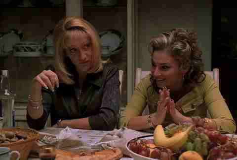 the sopranos thanksgiving