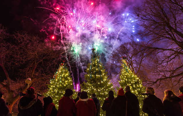 Everything You Must Do in the Twin Cities This Holiday Season