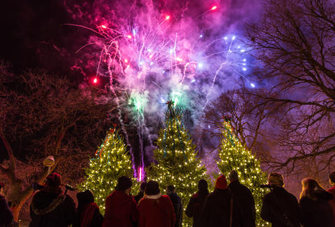 holidazzle - Christmas Events In Boston 2014