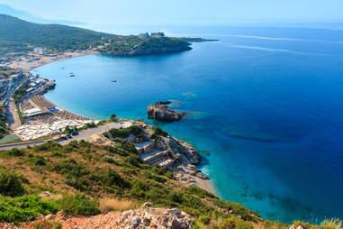 Ionian Sea Coast, Albania