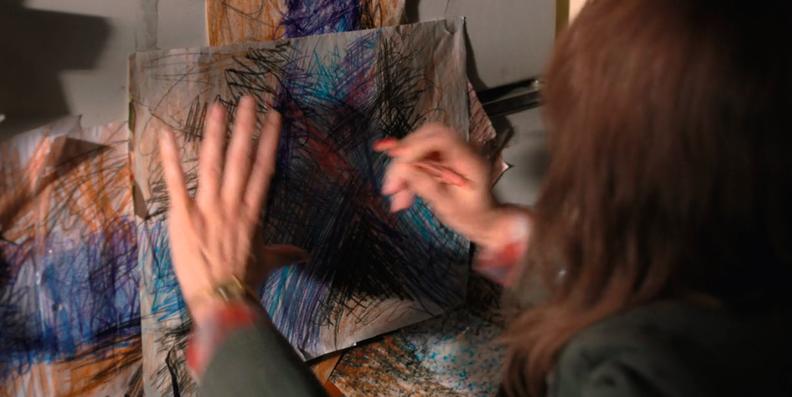 Stranger Things 2 Props Master Lynda Reiss Talks Tunnel Map Drawings Thrillist