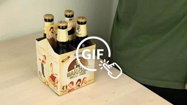 six pack bottle opener