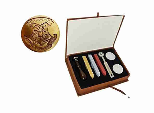 hogwarts wax seal kit