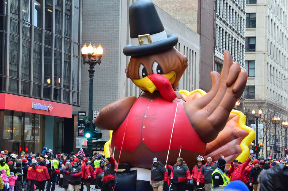 thanksgiving parade chicago