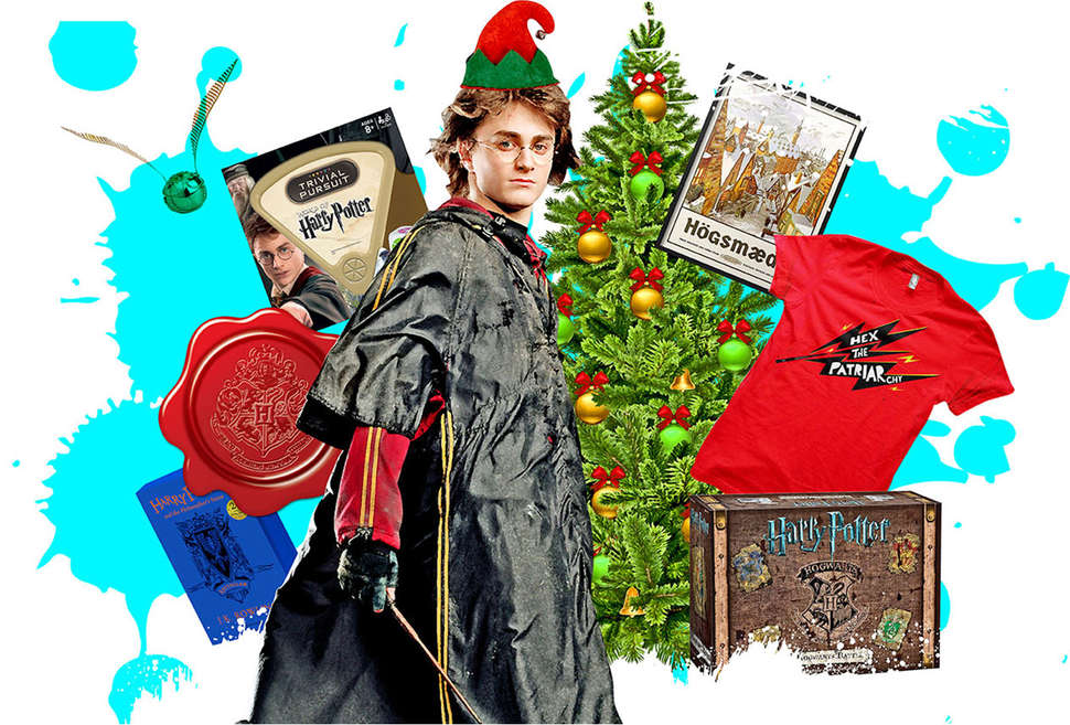 Harry Potter Christmas Gifts.Harry Potter Gift Guide 2018 Best Gifts For Harry Potter
