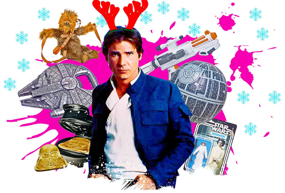 star wars gifts - What Do You Get A Wookie For Christmas