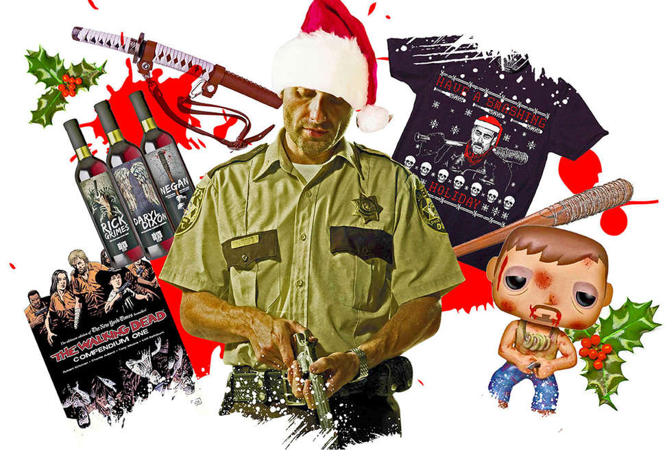 the walking dead gifts