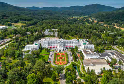 Greenbrier Resort, White Sulphur Springs