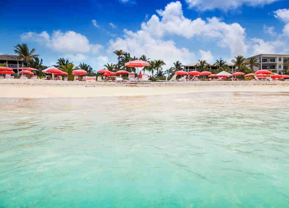 Grace Bay Beach, Turks and Caicos