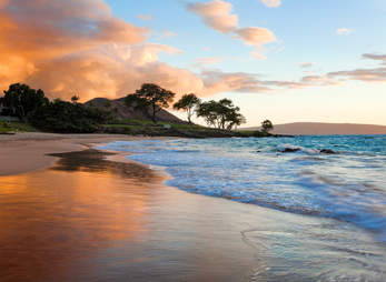 Makena, Maui, Hawaii