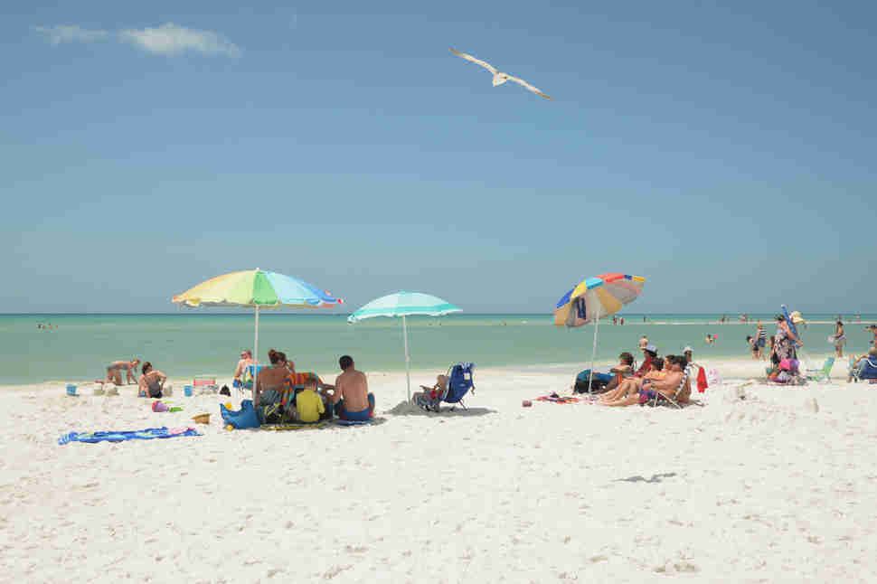 Siesta Key Beach, Sarsota