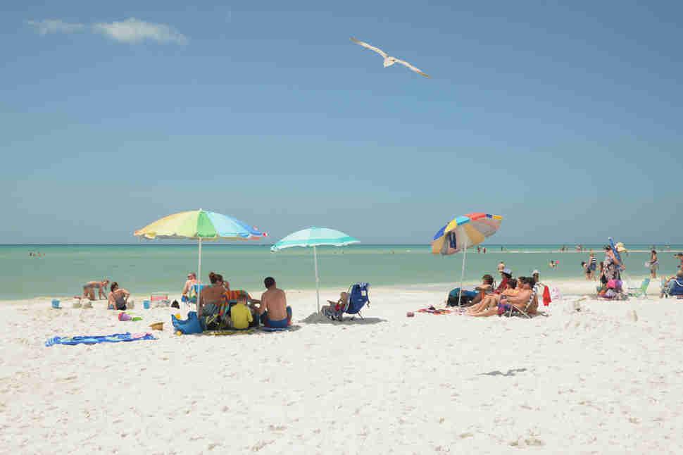 Siesta Key Beach, Sarsota